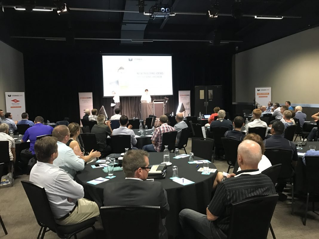 Storage Leaders Share Information at Storage Expo 2017