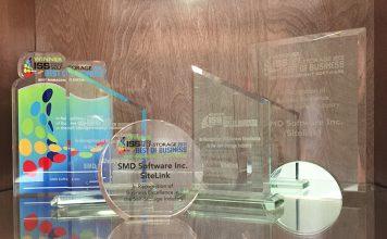 SiteLink Wins 7th Best Management Software Award | Self Storage Startup