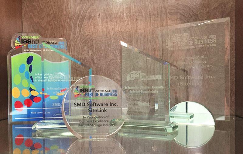 SiteLink Wins 7th Best Management Software Award   Self Storage Startup